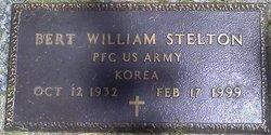 Bert William Stelton