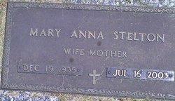 Mary Anna Stelton