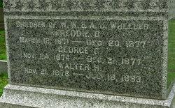 Freddie D. Wheeler