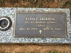 Elvis F Jackson