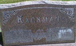 Walter Kackman