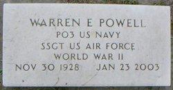 Warren Eugene Powell