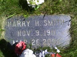 Harry Harvey Smith