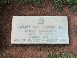 Ralph Lee Moore, Sr