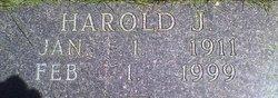 Harold Terhurne