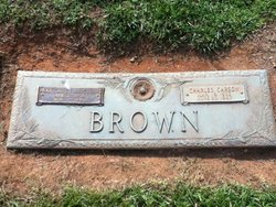 Charles Carson Brown