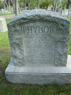 Sgt Johnston P. Taylor