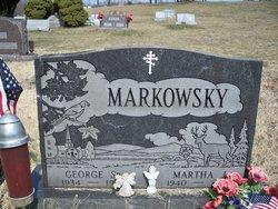 Martha J Markowsky
