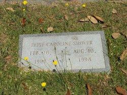 Elise Caroline Shover