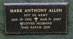Mark Anthony Allen