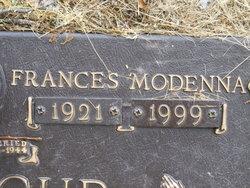 Frances Modenna <I>Williams</I> Stallcup
