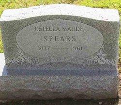 Estella Maude <I>Cruse</I> Spears