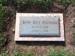 Baby Boy Howard