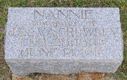 Nannie Crowley