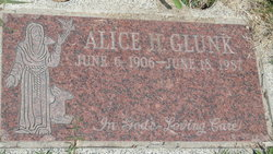 Alice H. Glunk