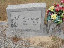 Jack C Ganus