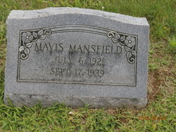 Mavis Mansfield