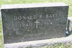 Donald R. Bays
