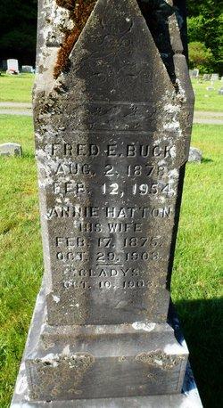 Gladys Buck