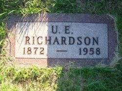 Ulysses Ellsworth Richardson