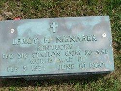 Leroy H. Nienaber