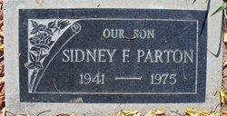 Sidney F Parton