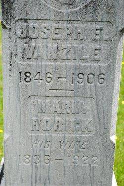 Maria <I>Rorick</I> VanZile