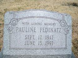 Pauline Fedinatz