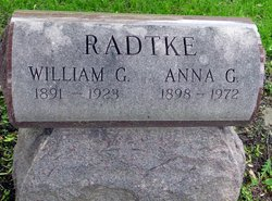 William Gustar Radtke