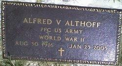 Alfred Althoff