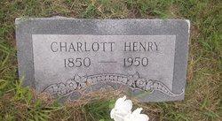 Charlott Henry