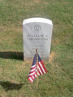 William A. Thompson
