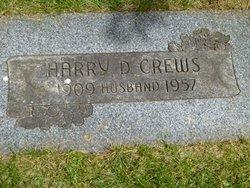 Harry Delbert Crews
