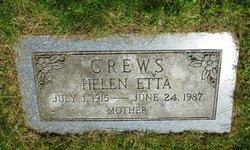 Helen Etta <I>Peed</I> Crews