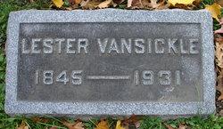 Cornelius Lester Van Sickle