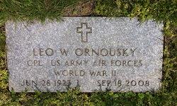 Leo W. Ornousky