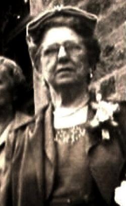 Mary Jane Louise <I>McNamara</I> Mattie