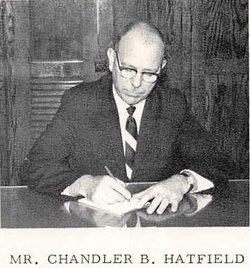 Chandler B. Hatfield