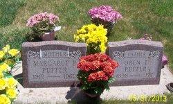 Margaret Elizabeth <I>Powell</I> Puffer