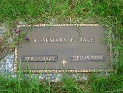 Rosemary <I>Farris</I> Dale