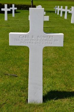 Tec5 Carl R Bowers
