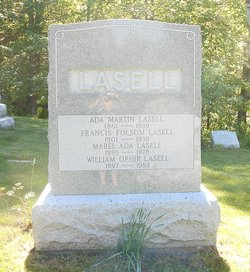 Esther Theresa Perry <I>Cheney</I> Lasell