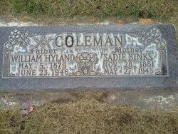 William Hyland Coleman