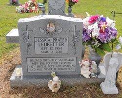 Jessica Renee <I>Moxley</I> Ledbetter