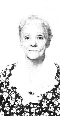 Mary Catherine <I>Allnutt</I> Fisher