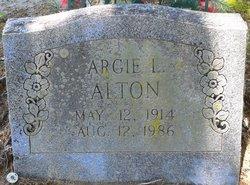Argie L. Alton