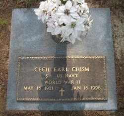 Cecil Earl Chism
