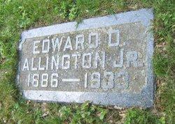 Edward D Allington, Jr