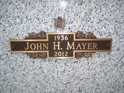 """John Henry """"Jay"""" Mayer"""