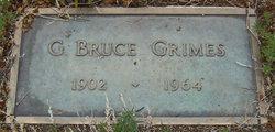 George Bruce Grimes
